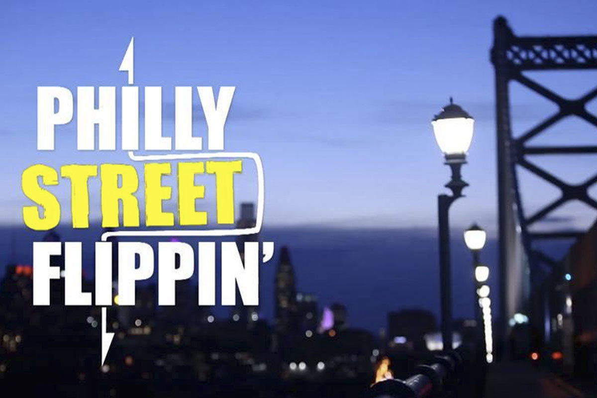 DIY Network pilot show featuring East Passyunk home on Philly Street Flippin
