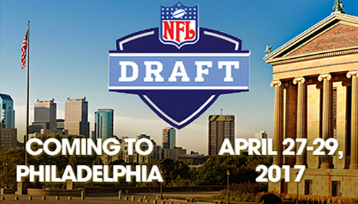 City of Philadelphia to 2017 NFL Draft visitors - Park in South Philly