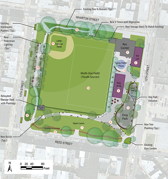 Columbus Square renovation project in South Philadelphia delayed