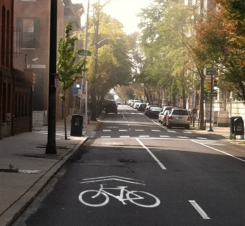 13-15 Neighborhood Bikeway Project to Begin Phase One