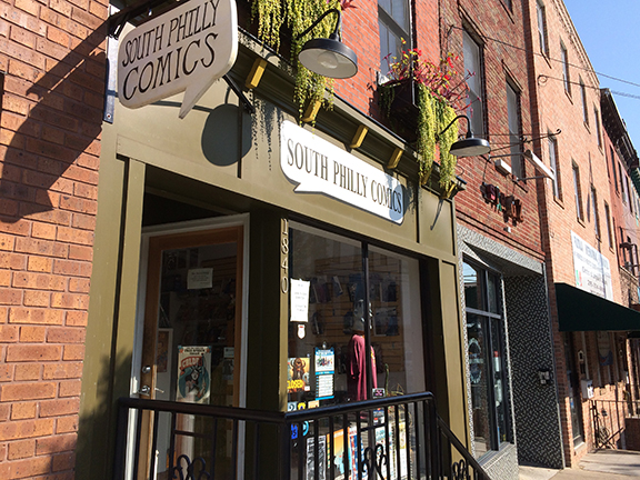 South Philly Comics is Closing Shop with a Bang Pow Boom